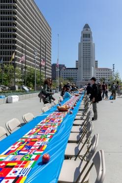 long table la-6457